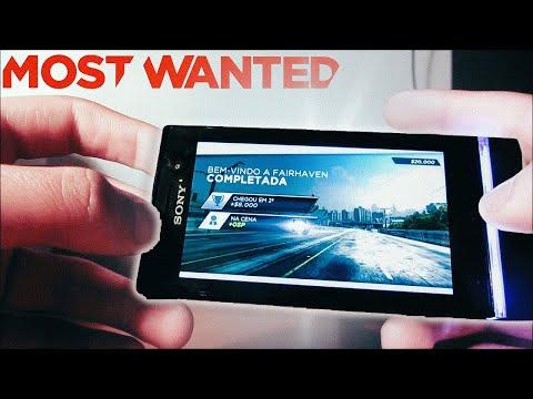 Sony Xperia U: Most Wanted & GTA III [FULL HD]