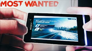 Sony Xperia U: Most Wanted & GTA III [FULL HD]