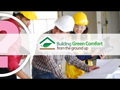 Building Green Comfort from the Ground Up - Q&A 023