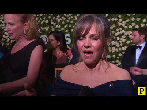 WATCH: The 2017 Tony Awards Red Carpet with Sally Field