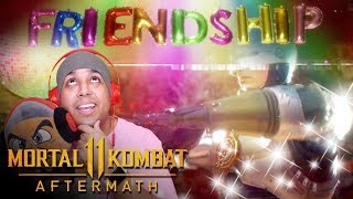 LET'S DO EVERY SINGLE FRIENDSHIP! [MK11] [AFTERMATH DLC]