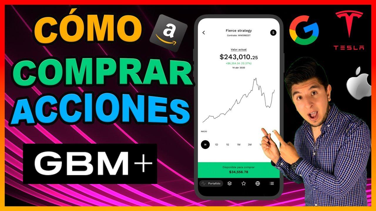 Download Comprar acciones PASO A PASO   Principiantes GBM + 2021