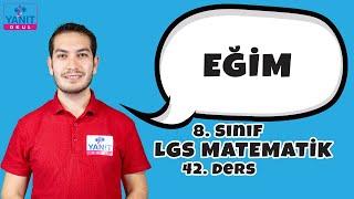 Eğim | 2021 LGS Matematik Konu Anlatımları