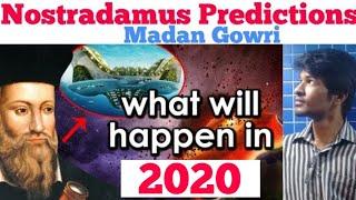 Nostradamus | 2018 Predictions | Tamil | Madan Gowri | MG