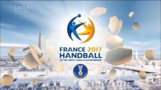 Rukomet, četvrtfinale: Španjolska - Hrvatska (SP Francuska 2017)