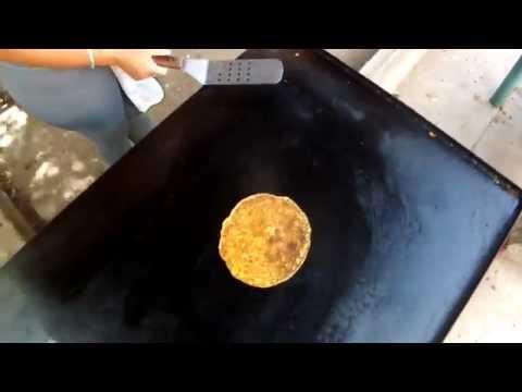 Cómo se hace una Cachapa en Venezuela