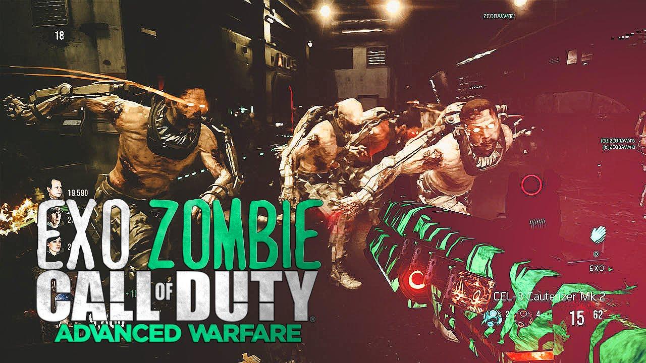 Advanced Warfare Exo Zombie