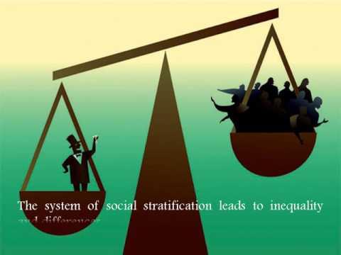 Social Stratification (Sociology)