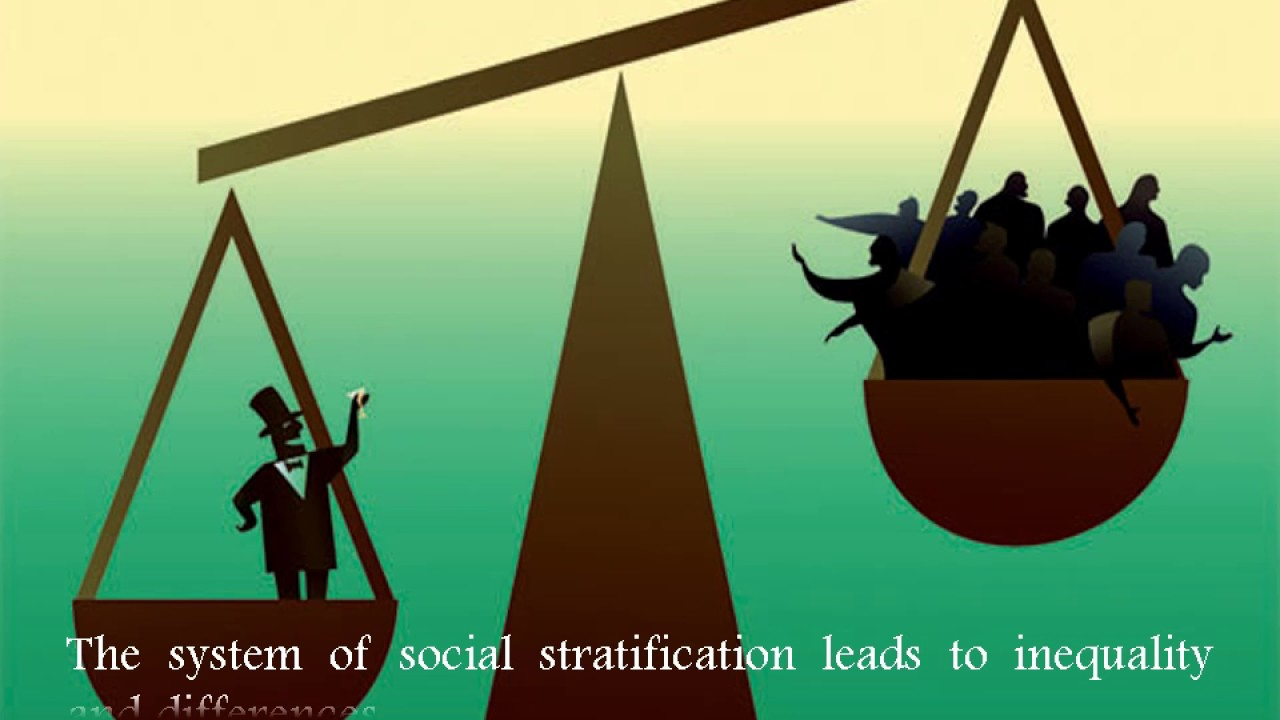 social stratification sociology