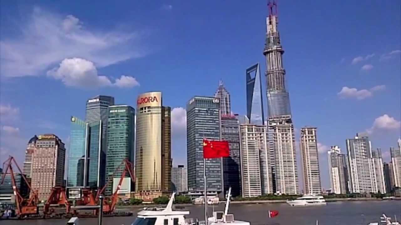 Balade En Chine, Le 21 : Shanghai, Pudong, Shanghai Tower