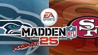 Madden 25 | CALI_SWAGG80s on PSN Quits | Another Seattle Quitter