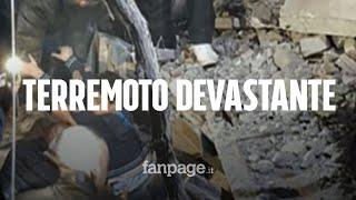 Forte scossa di terremoto in albania: magnitudo 6.5. la è stata avvertita alle 3.54 e ha colpito costa settentrionale del paese, nelle vicinanze di...
