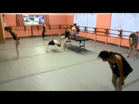 Contemporary dance at wilmington school of ballet