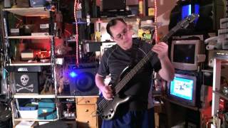 Home Made Portable Bass Amp Pt.2