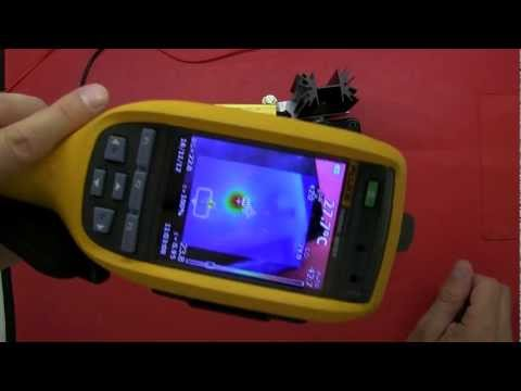 Review: Fluke Ti125 Thermal Imager - Industrial / Commercial