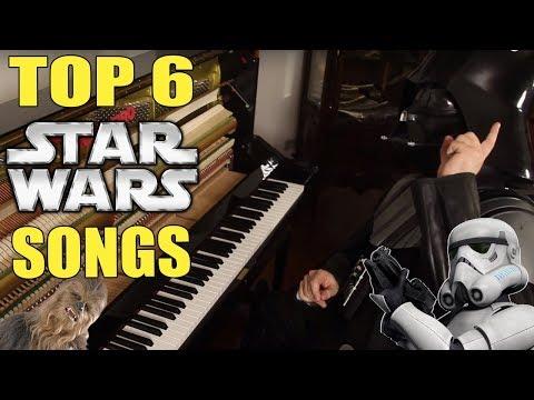 Darth Vader Plays Star Wars on Piano