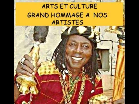 Arts et Culture: Grand Hommage à Diakël Liade