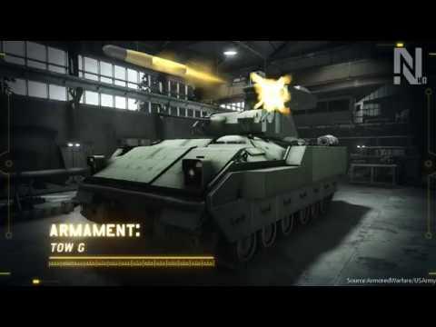 Επανέρχεται το θέμα απόκτησης M2 Bradley για τον Ελληνικό Στρατό