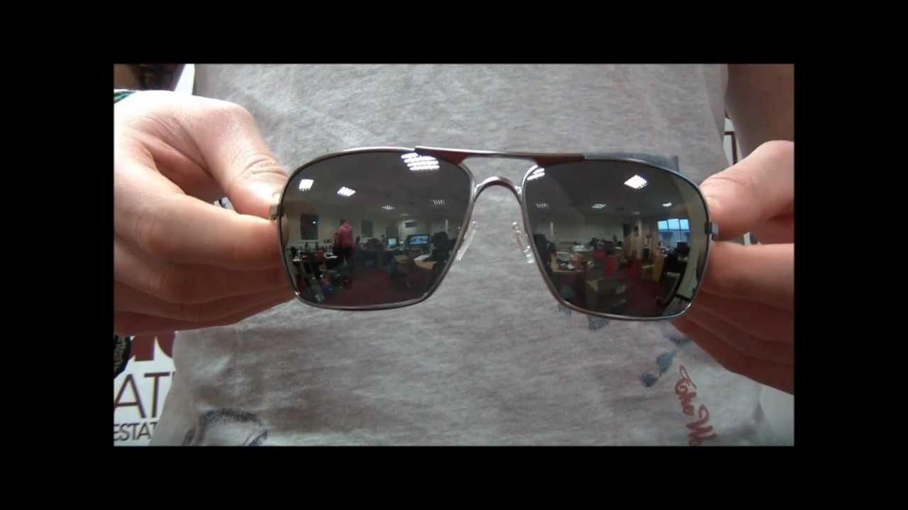 6e5e43145 Oakley Plaintiff Squared Sunglasses Review - OO4063-09 - YouTube