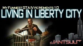 Video Living in Liberty City 1 - GTA IV Movie (My funniest GTA IV PC moments 10) download MP3, 3GP, MP4, WEBM, AVI, FLV Desember 2017
