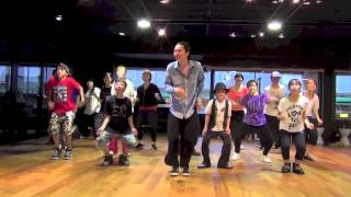 TAKAHIRO UENO【上野隆博】 DanceWS 2013-6 for  beginner