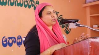 Sis Vijaya Testimony   Sister
