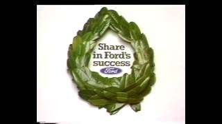 Ford Range Ad 1979