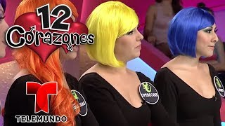 12 Hearts💕: Eccentric Beauty Special! | Full Episode | Telemundo English