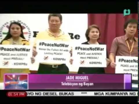 Mga organisasyon sa Central Luzon, nanawagan din ng hustisya at katotohanan para sa 'Fallen 44'