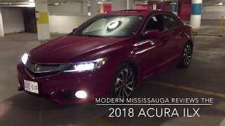 Acura's 2018 ILX A-SPEC in review