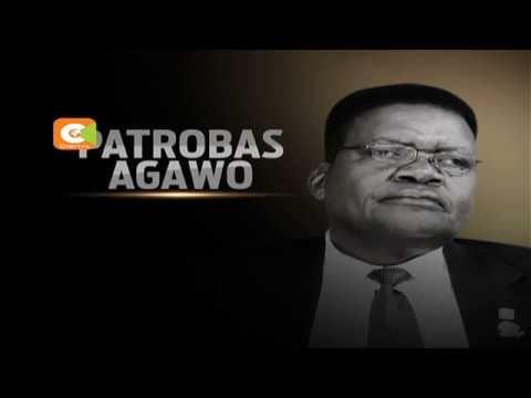 GOODBYE PATROBAS: Veteran journalist Agawo Patrobas passes away