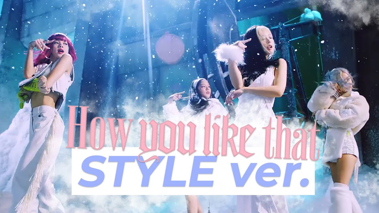 BLACKPINK Fashion Style – Adopte Leur Style Dans 'How You Like That'