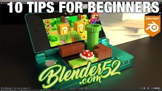 10 Beginner Tips