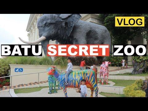 Jalan-Jalan Ke Batu Secret Zoo