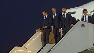 España llega a Rusia dispuesta a pelear por el Mundial