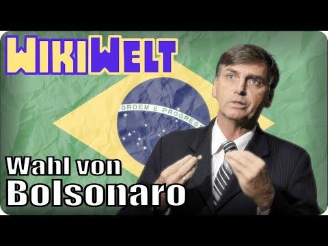 Bolsonaro und der Rechtsruck - meine WikiWelt #94