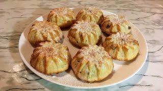 Творожные Кексы / Творожные Маффины / Cheese Muffins / Простой Рецепт (Очень Вкусно)
