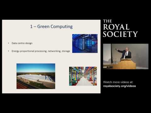 Computing for the future of the planet