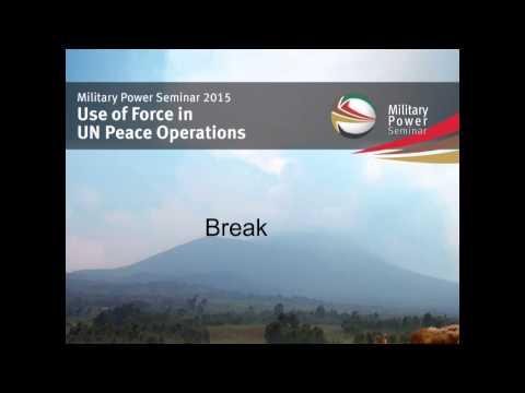 Military Power Seminar 2015