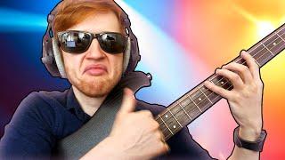 UPTOWN FUNK But It's A Slap Bass Solo
