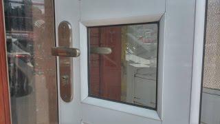 hướng dẫn khoét lắp khoá cửa,cách khoét lắp khoá cửa,kỹ thuật quan trọng trong học nghề nhôm kính