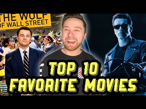 Top Ten Favorite Movies of All Time!