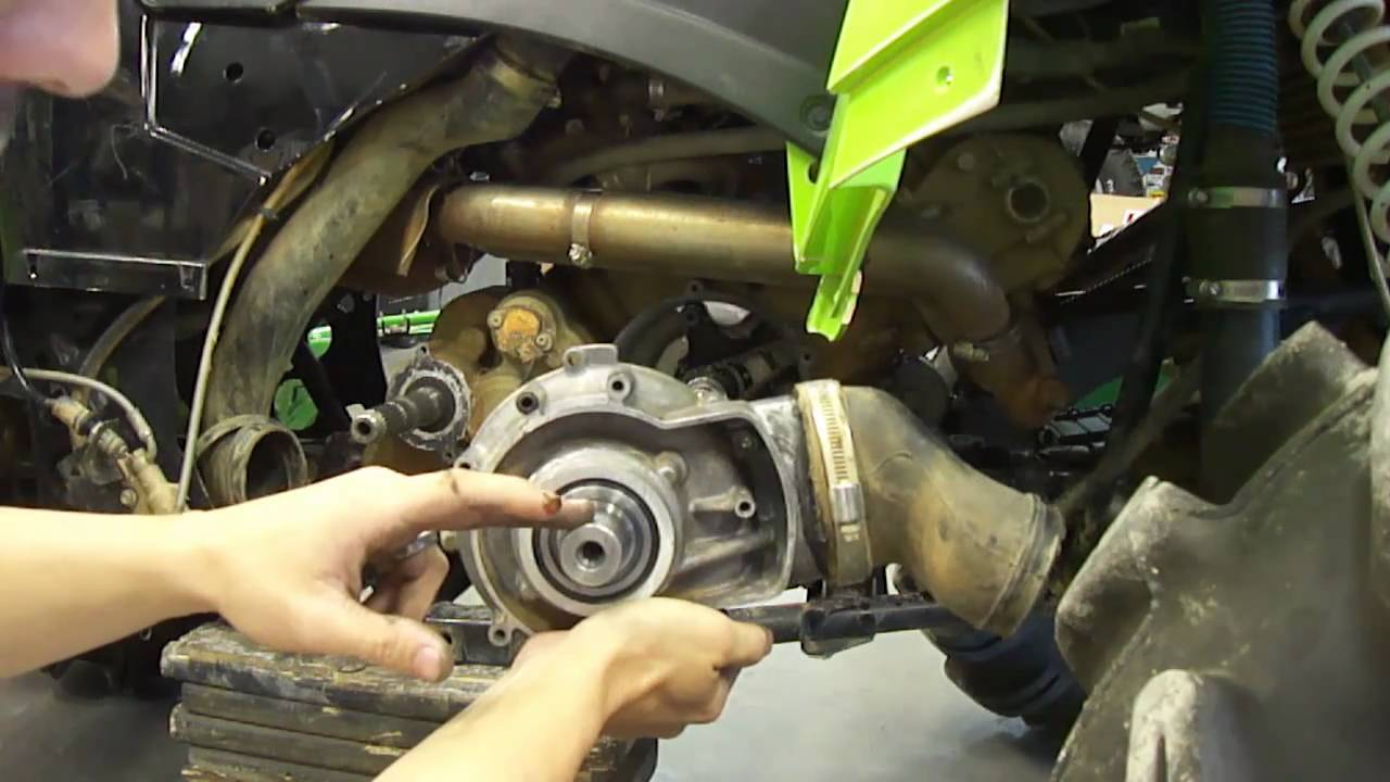 Arctic Cat Prowler 650 H1 Wiring Diagram Wet Clutch Delete Install In Hd Youtube
