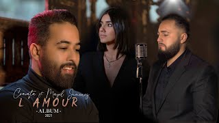 #CRAVATA ft MAYEL JIMENEZ - L'AMOUR - REGALO | كرافاطا  - لامور (Exclusive music video 2021)