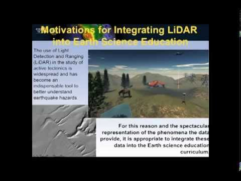 Sarah Robinson - Introduction to LIDAR