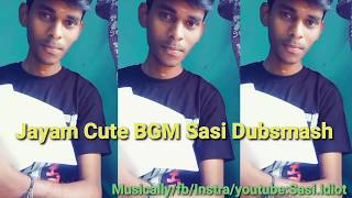 Jayam Movie Cute BGM | love Bgm | Best Viral Musically | Sasi Dubsmash