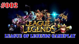 LEAGUE of LEGENDS (ranked) full gameplay #2