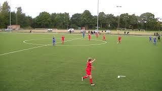 U18 DM: KoldingQ-BSF 10-09-2017 - Resultat: 0-0 - 1. Halvleg