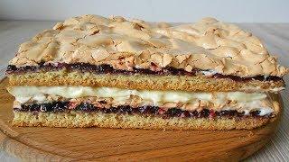 Торт Пани Валевская. Восхитительный вкус!