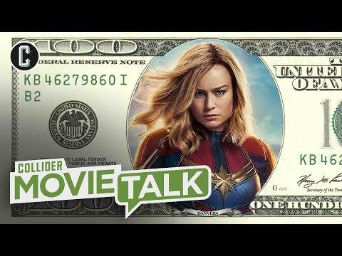 Captain Marvel Box Office Predictions At 140